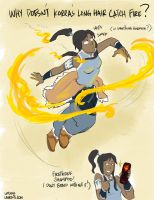 Korra's Hair by laurbits