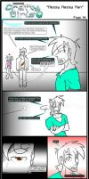 Minecraft Comic: CraftyGirls Pg 96 by TomBoy-Comics