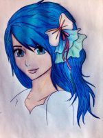 Dreaming in Blue by Holdontillmay16