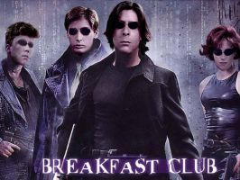 The Breakfast Club Matrix by Ty1990s