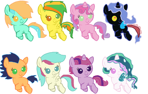 Guess the Crack Shipping adopts, 1 LEFT! by GingerBolt2711