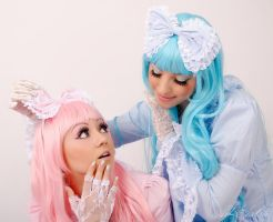 Sweet Lolitas by Yana-Mio