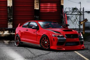 Holden Coupe TDS by bobitsek