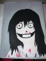 Jeff the killer by xXvoodoo-angelXx