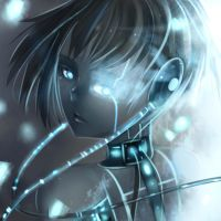 Robot Girl by R-chura