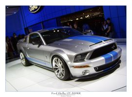 Ford Shelby GT500KR by DmanLT21