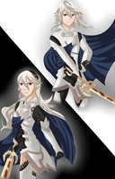 Fire Emblem if - Follow Your Own Path by Nera-loka14