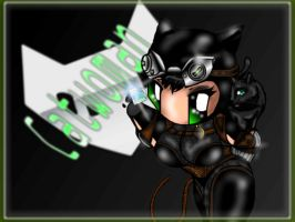 IGAU  Catwoman by FallenCryingDevil
