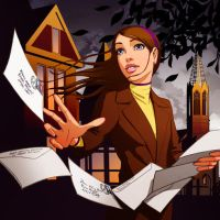 Nancy Drew 3 by javieralcalde