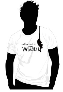 attached to wadi tee by the-deviant-n