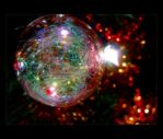 Christmas Bubble 2 by Forestina-Fotos