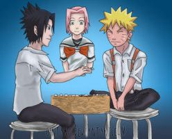 Re:Time for NaruGO by naruto-club