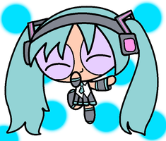 PPG Hatsune Miku by lovely9727855