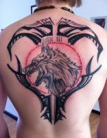 Image my tattoo by wolf6293