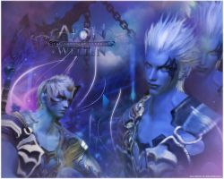 AION Wallpaper VIII by DeathBlossom