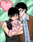 InuKai for melanittt x3 by once-in-a-blue-moon