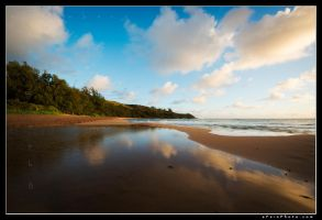 Moloa'a Bay Sunrise by aFeinPhoto-com
