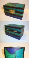 Wave Trinket Box by FallenOther