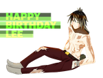 Happy 22th bday by nouge