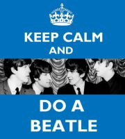 Do a Beatle by paulbabe