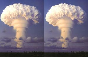 3d Truk nuclear test by 3dpinup