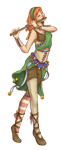 Pied Piper Pai by Lupaparva