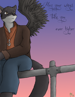 .:Ascension:. by Hipster-Coyote