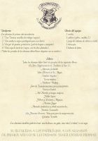 Hogwarts acceptance letter -spanish- 2/2 by desiredwings