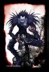 ryuk by hanzthebox