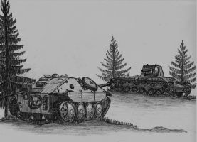 Hetzer by TimSlorsky