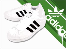 Adidas Superstar II Pack by wrenchy