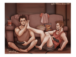 Video Games - Sterek by spider999now