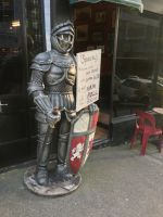 A good knight for a coffee, don't you think? by BrendanR85