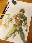 Immortal Iron Fist by Harpokrates