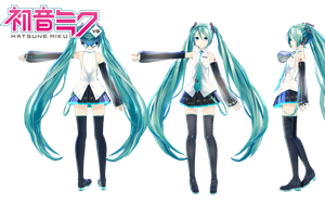 REMmaple's Hatsune Miku V3 ver.1.0.0 DL by REMmaple
