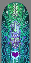 Skateboard Designs by SlugMunky