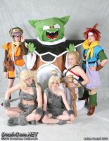 Chrono Trigger by PrettyKitty