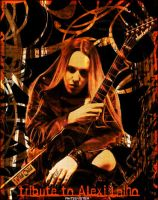 Tribute to Alexi Laiho by absurd-inc