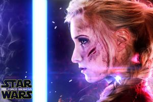 Star Wars the Force Awakens by Roxas-the13