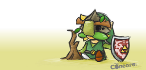 LoZ: Mask Contest Entry by Concore