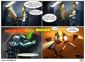 The school of Max Payne by Rogue-alien