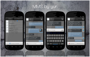 MMS application by yuyudroid