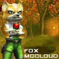 Fox McCloud by RikMcCloud
