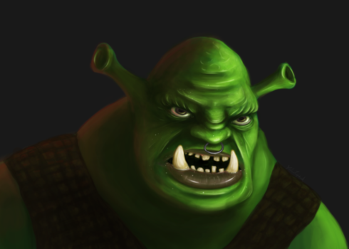 All Ogre by Hignoria