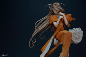 Belldandy - Ah! My Goddess by Garivel