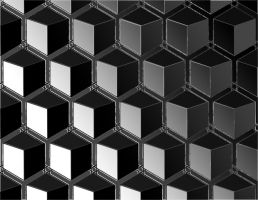 Tessellation - Esher Inspired by DiG-IT21