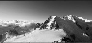 Mt. Blanc by TheDevilWearsSkirts