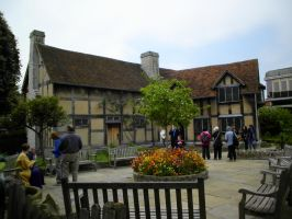 Shakespeare's Birthplace by TheBuggiest