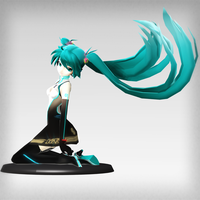.: MMD Figure Test 3 :. by Duekko