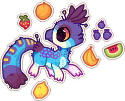fruuuits! by RRRAI
